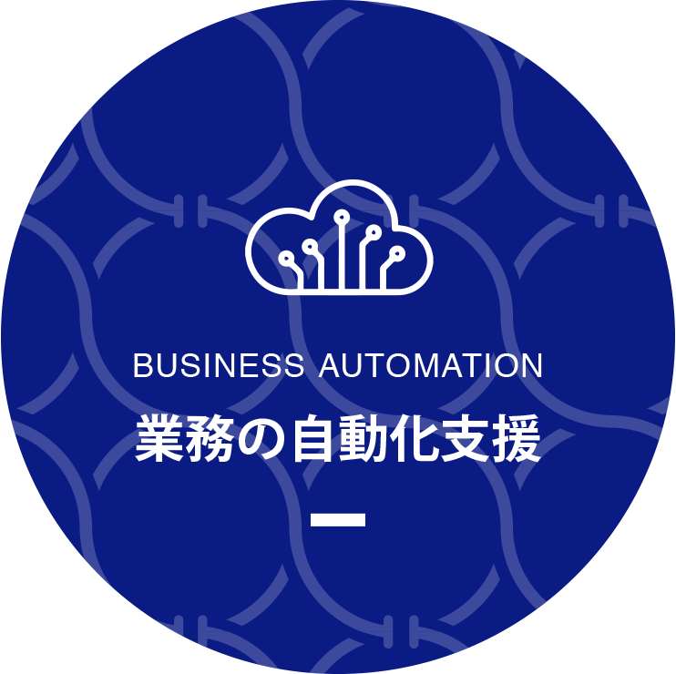 業務自動化支援